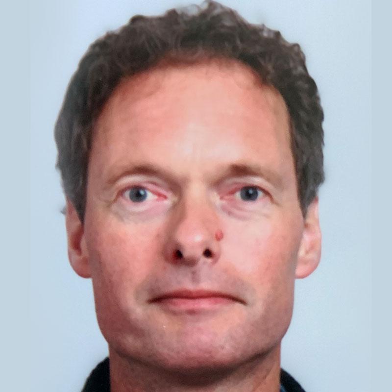Marwin van Overschot - bestuurslid BRPN